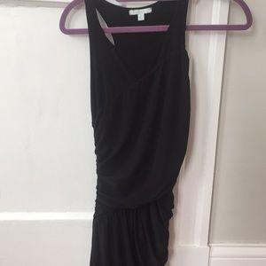 Comfortable Black bodycon formal dress